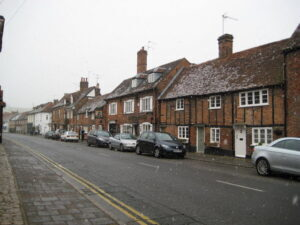 Whielden Street